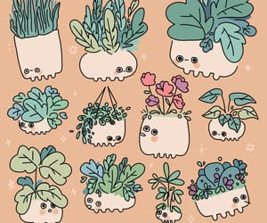 aesthetic, minimalist, and plants image