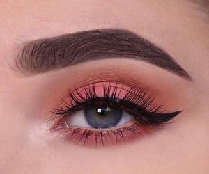 girly, amazing, and eyesshadow image