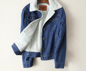 aesthetic, denim, and outfit image