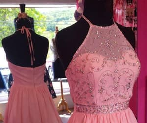 pink homecoming dresses and homecoming dresses a-line image