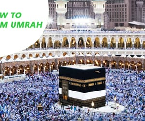 umrah, umrah usa, and perform umrah image