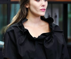 elizabeth olsen and pretty image