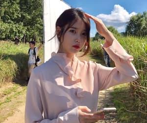 iu, kpop, and korean image