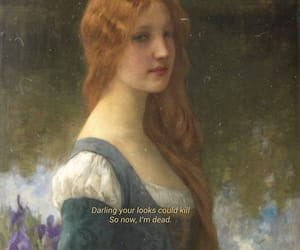 art, painting, and charles amable lenoir image