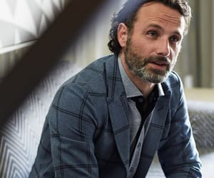 actor, andrew lincoln, and beautiful image