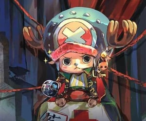chopper and one piece image