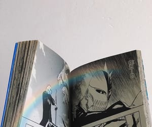 anime, bleach, and book image