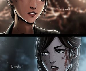 ellie, tlou, and the last of us image