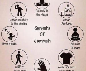 muslim, sunnah, and hijab image