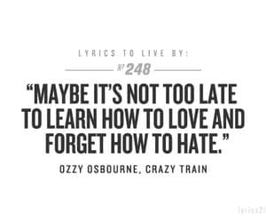 crazy train and ozzy osborne image