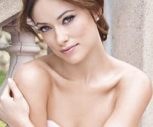 girl, Olivia Wilde, and wow image