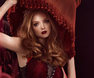 girl, pretty, and Lily Cole image