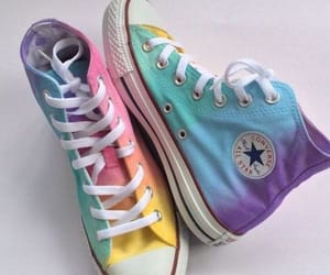 allstar, girly, and converse image