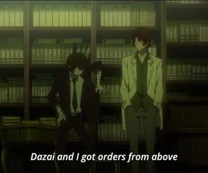 anime, oda, and sakunosuke image
