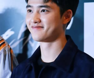 exo, handsome, and dokyungsoo image