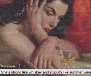 summer, whisky, and wine image