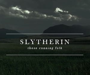 harry potter, slytherin, and headers image