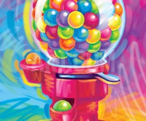 90's, for the love of gumballs, and art image