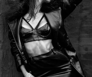 greg kadel, leather, and numero image