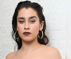 beauty, make up, and lauren jauregui image