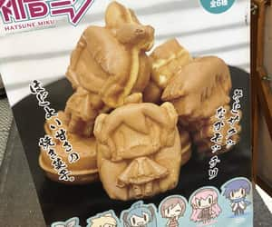 galletas, miku hatsune, and vocaloid image