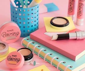 benefit, benefit cosmetics, and makeup image