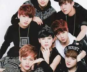 group, kpop, and bts image