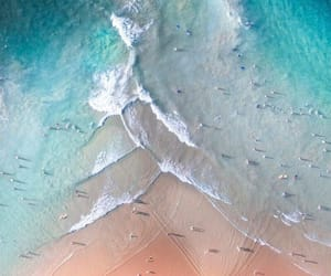 aesthetic, mother nature, and waves image