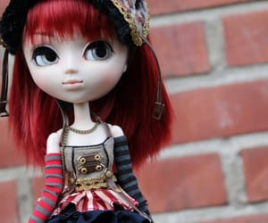 doll, pullip, and obitsu image