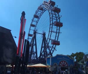 vacances, vienna, and prater image