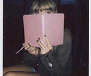 polaroid, Reputation, and Taylor Swift image