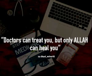 allah, doctor, and islam image