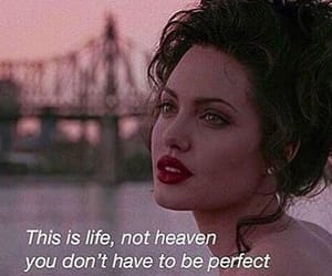 quotes, Angelina Jolie, and life image
