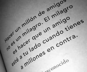 frases, amigos, and books image