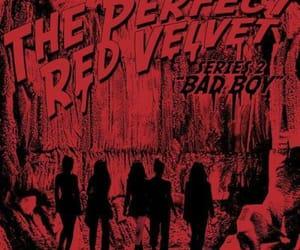 album, kpop, and red velvet image