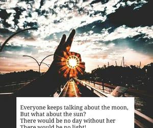 light, sun, and Lyrics image