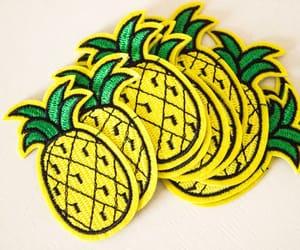 badge, etsy, and fruit image