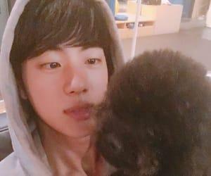 bts and kim seokjin image