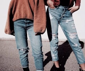 adore, denim, and indie image