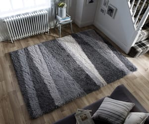 grey rugs, animal print rugs, and shaggy rugs image
