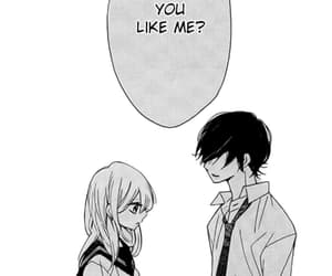 i like you, manga, and romance image
