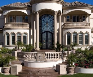 dream house and mansion image