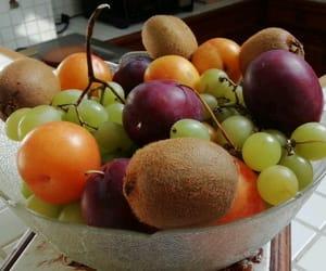 basket, food, and FRUiTS image