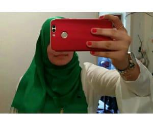 cute girl, girls, and hijab image