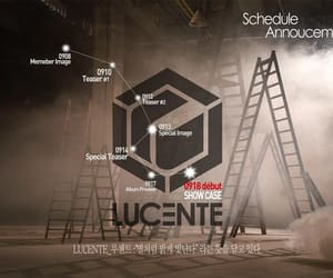 debut, lucente, and idol image