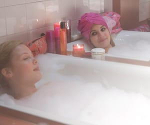 2000s, bath, and spa day image