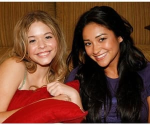 young, sasha pieterse, and shay mitchell image