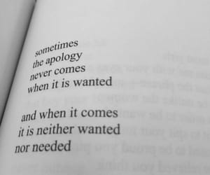 quotes and apology image