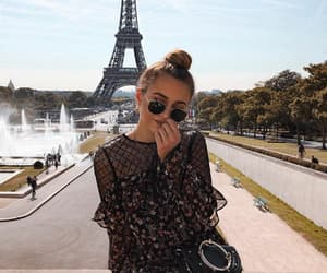 chic, france, and paris image