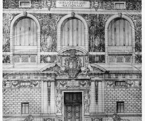 architecture, door, and doorway image